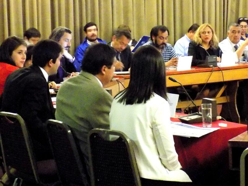 SENDA participa en Consejo Regional de Seguridad Pública que presenta los avances logrados en el último trimestre