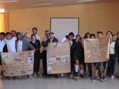 Escolares de Monte Patria participan en entretenidas jornadas preventivas