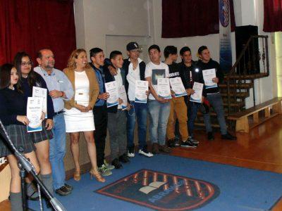 Establecimientos educacionales de Quillota se certifican en programas de prevención de drogas y alcohol