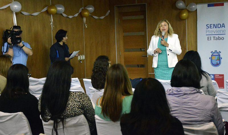 Seminario de «Actualización de Prevención de Drogas y Alcohol y Parentalidad Positiva» se realiza en provincia de San Antonio
