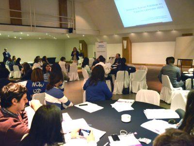Seminario de Buenas Prácticas se realiza exitosamente en Valparaíso para abordar estrategias de prevención en el contexto laboral