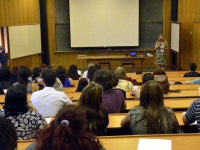 Más de 80 líderes sociales y profesionales de SENDA Previene participaron en jornada de Buenas Practicas en contextos comunitarios