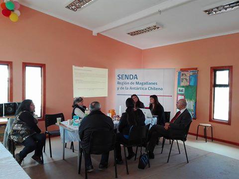 COSOC de Senda sesiona en Oratorio Jacinto Bocco