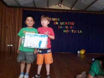 SENDA Previene Futrono realizó el 1er Encuentro Familiar de Agentes Preventivos