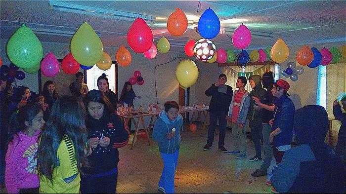 Organizan fiesta preventiva en Porvenir