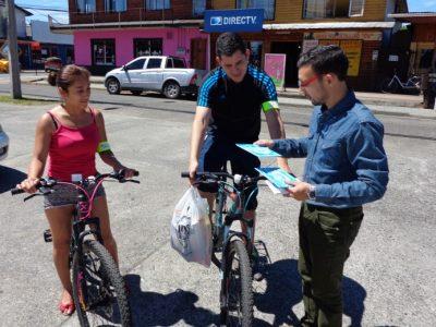 SENDA Previene Lanco difundió Campaña de Prevención de Fin de Año