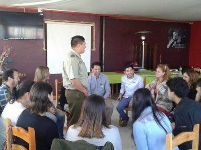 SENDA Previene Paillaco evaluó acciones realizadas en el año por Comisión Comunal de Drogas