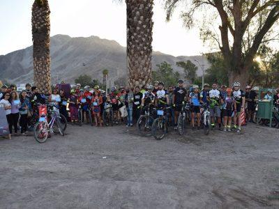 Una Cincuenta de ciclistas participa en campaña Yo Pedaleo Sin Alcohol
