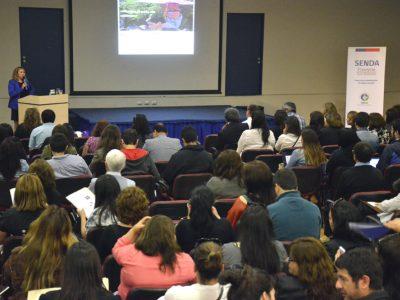 Más de 200 personas participan en Seminario de Parentalidad Positiva en San Antonio