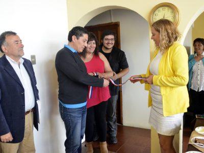 Se inaugura nueva Vivienda de Integración Social para población masculina en la región de Valparaíso