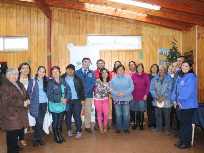 SENDA Previene Valdivia realizó cierre de actividades en sector focalizado Pablo Neruda