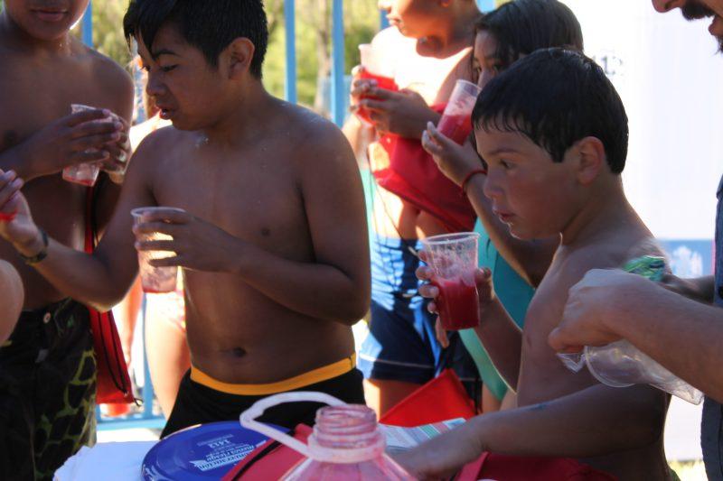 SENDA certifica en drogas y alcohol a escuela básica de Cunaco