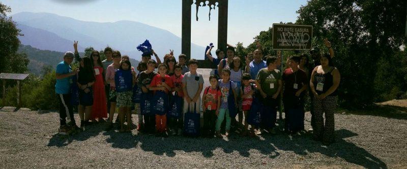 Un entretenido día vivieron niños y niñas de Olmué en el MIM de Santiago