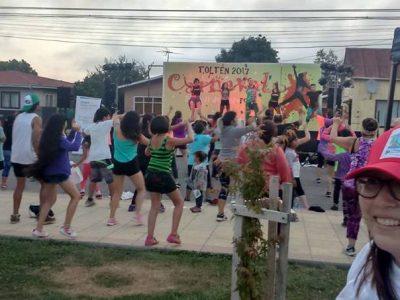 SENDA Previene Toltén realiza lanzamiento comunal de campaña verano en conjunto con Municipalidad