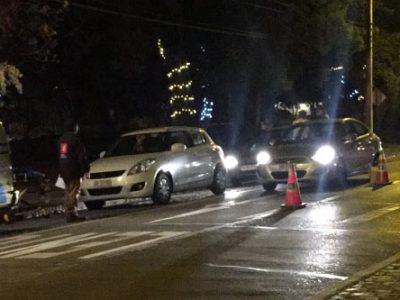 SENDA Región de Valparaíso junto a Carabineros realizó Control 0 Alcohol en Santo Domingo