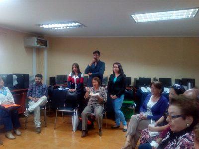 SENDA presenta diagnóstico sobre alcohol y drogas en Lanco