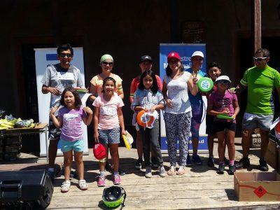 SENDA Coinco lanza Campaña de Verano 2017 con Cicletada Familiar