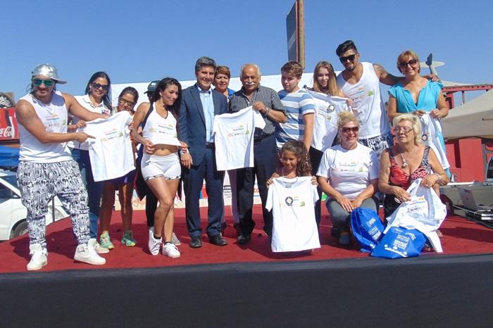 Lanzan campaña de verano en las playas de La Serena
