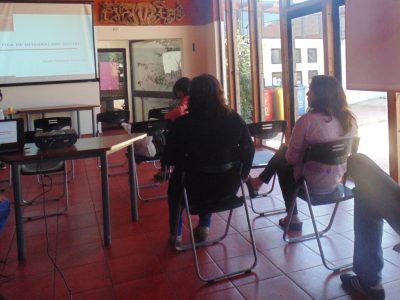 Con el objetivo de sensibilizar frente a la recuperación de la adicción se realizó una Jornada de Integración Social