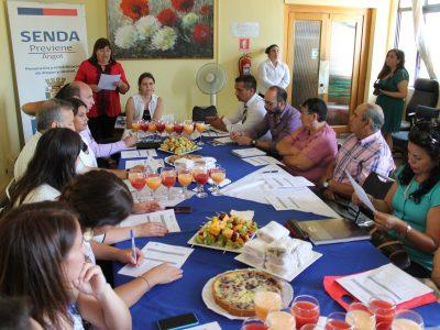 Oportunidades de cooperación buscan SENDA y Cicad