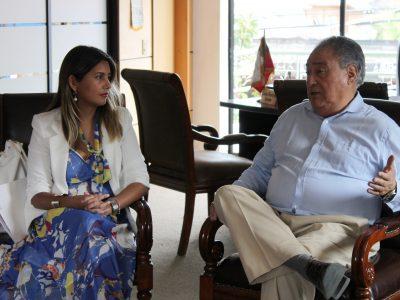SENDA Araucanía y Alcalde de Pucón renovaron compromiso de trabajo preventivo para el 2017