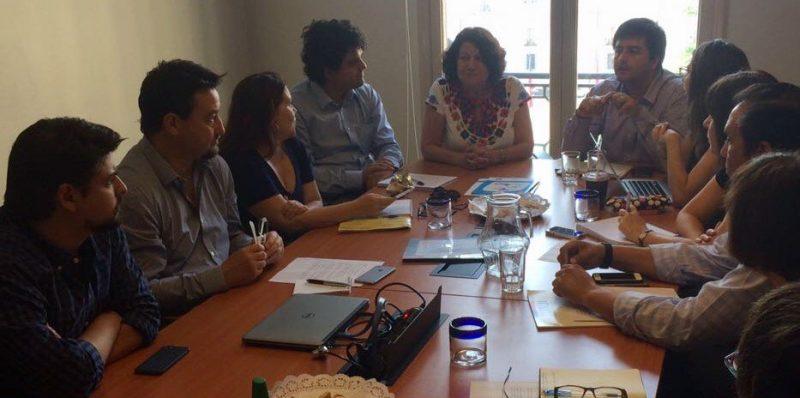 SENDA integra Mesa de Coordinación de Infancia para enfrentar emergencia por incendios forestales e invierno altiplánico