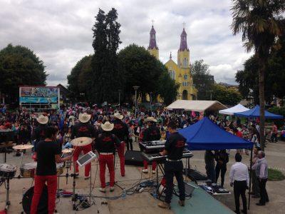 SENDA Los Lagos da el vamos a la campaña de verano en Chiloé