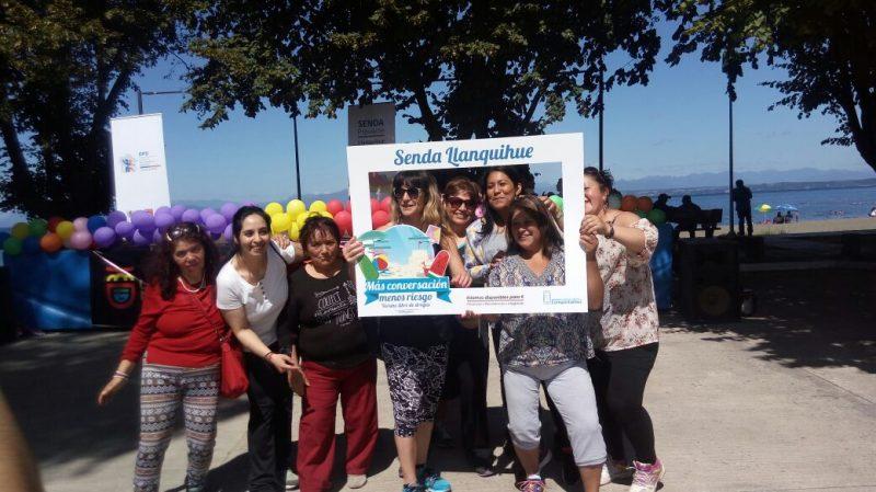 Celebran Día de la Convivencia Escolar en establecimiento de San Javier