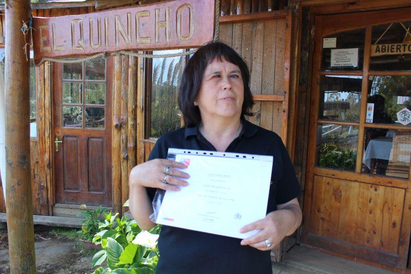 Restaurante de El Totoral se une al programa Trabajar con Calidad de Vida a través de la metodología de MYPE preventiva del SENDA