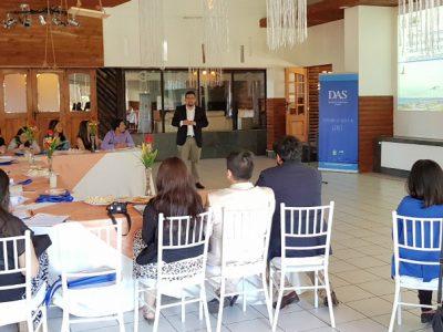 SENDA presenta oferta programática a Concejo Municipal