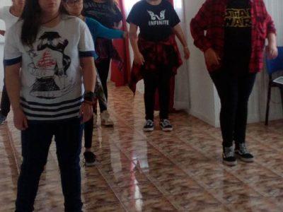Taller de Street Dance permitió que niños y jóvenes de Quintero pudieran aprovechar su tiempo libre
