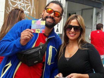 SENDA Previene Quintero difundió material de la campaña de verano en la comuna