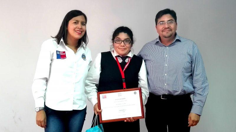 SENDA Previene Antofagasta desarrolló programa de Integración Social de Prácticas Laborales