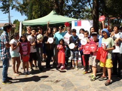 SENDA Previene Futrono invitó a las familias a conversar en este verano