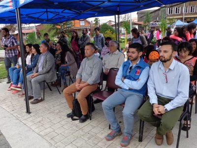 Previene Punitaqui participa en Feria Saludable y Corrida Familiar