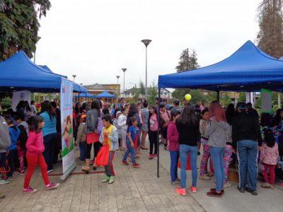 En Lanco realizaron lanzamiento comunal de campaña de verano de SENDA
