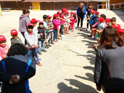 SENDA presenta oferta preventiva a Colegio Alemán de La Unión