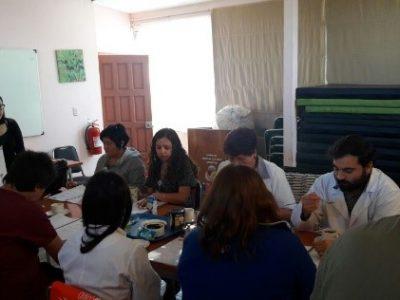 SENDA Previene Quintero realizó presentación de resultados de Encuesta del Programa Trabajar con Calidad de Vida