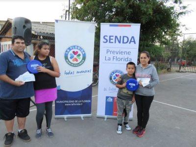 SENDA Previene Estación Central en jornada informativa