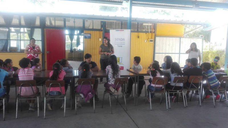 Establecimientos educacionales de Puerto Montt recibieron capacitación en programa Actitud de SENDA