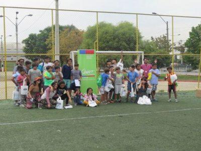 En San Ramón difunden campaña Verano Libre de Drogas