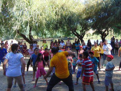 Multitudinaria fue la inédita Feria Preventiva celebrada por Renca