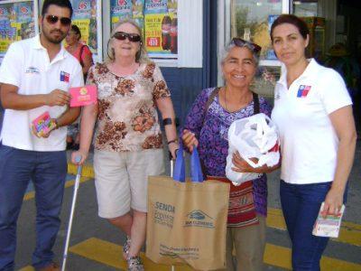 SENDA reconoce compromiso preventivo de escuela Paicaví