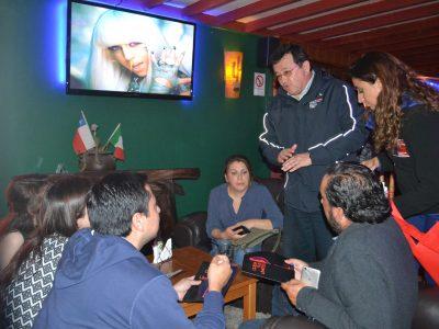 Autoridades realizan operativo nocturno en Puerto Montt