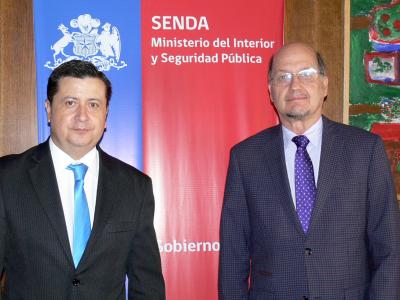 Escuela Rural de Curriñe se compromete al trabajo Preventivo con SENDA