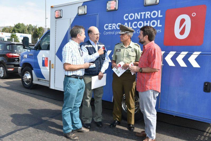 Autoridades dan a conocer medidas de seguridad vial en plan de retorno de veraneantes
