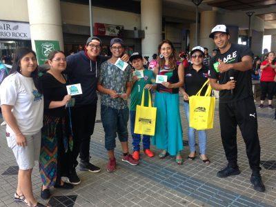 """Promueven campaña """"Verano libre de drogas"""" en Puerto Montt"""