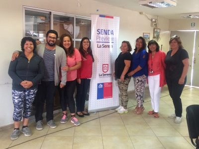 Realizar taller preventivo en sector La Antena