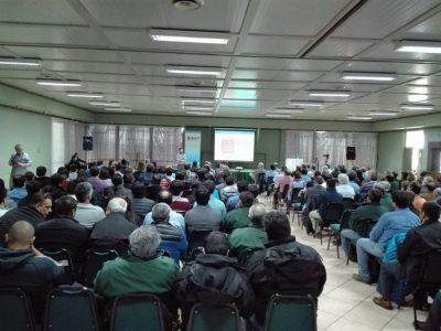 Con más de 200 trabajadores de ENAP se desarrolló jornada preventiva de alcohol y otras drogas