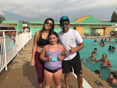 SENDA Rancagua realiza cierre de Campaña Más conversación menos Riesgos, un verano libre de drogas